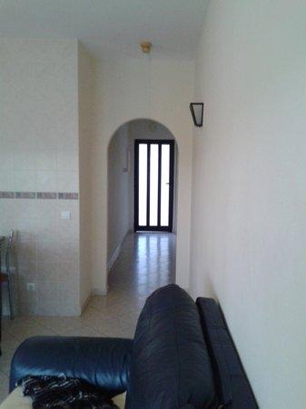 Parque Mourabel Apartments: appartment entrance