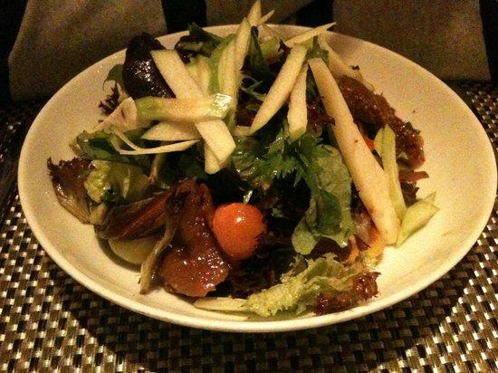 Fig & Olive Fifth Avenue: Fig & Olive salad