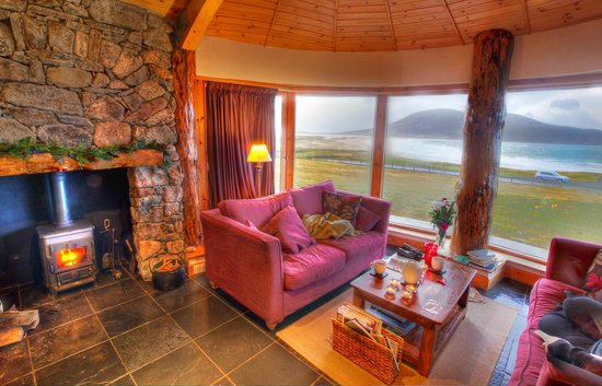 Blue Reef Cottages: Now if THAT isn't cosy ...