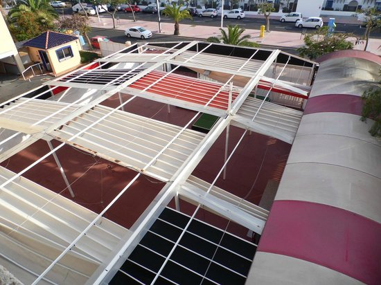 "LABRANDA Isla Bonita: view from a ""ground"" floor room"