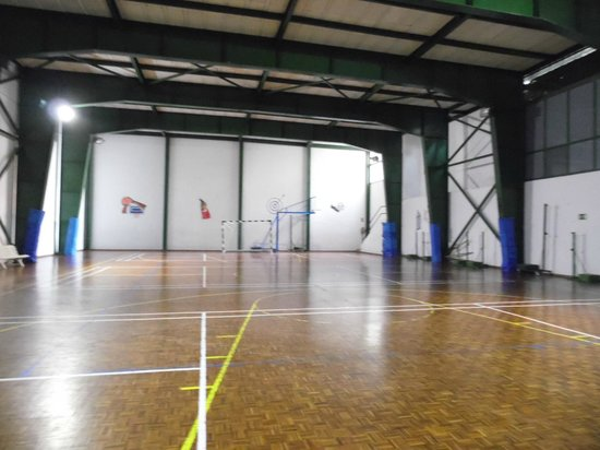 LABRANDA Isla Bonita: deserted gym