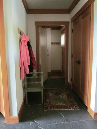 Trapp Family Lodge: Hallway