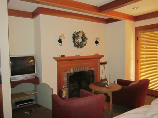 Trapp Family Lodge: One of the bedrooms