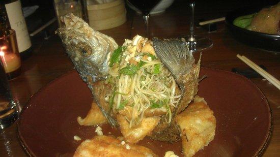 Kittichai : whole fish