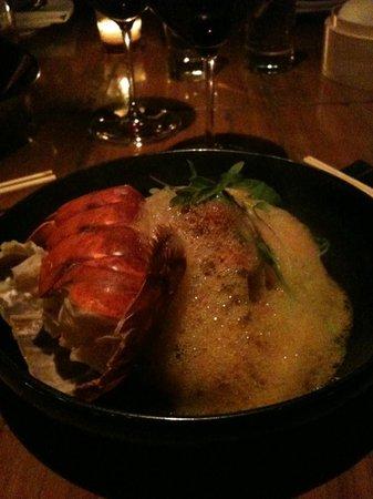 Kittichai : lobster