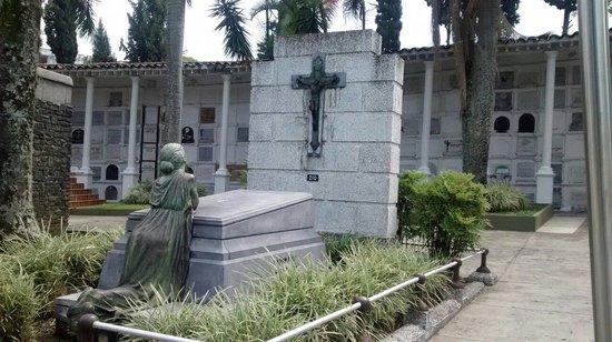 Cementerio Museo de San Pedro