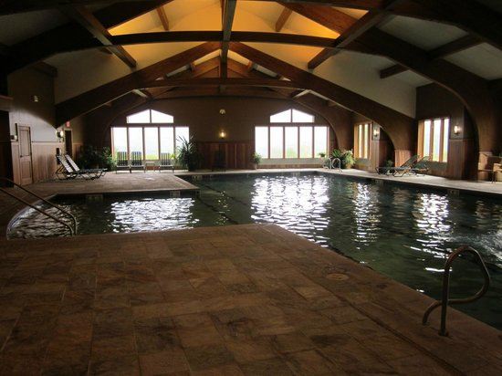 Trapp Family Lodge : Pool