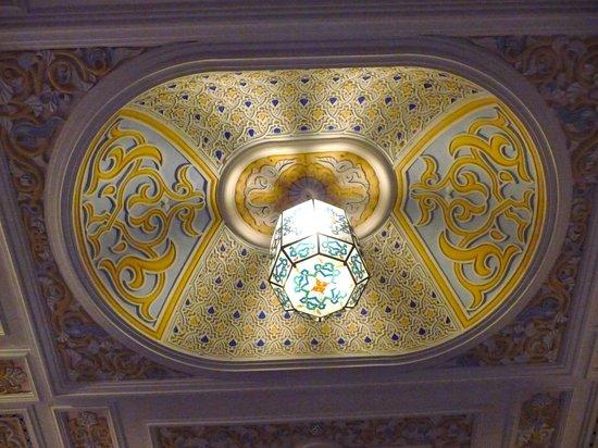 Riad Mazal: soffitto