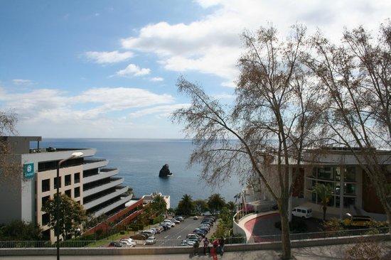 Alto Lido Hotel: widok z okna