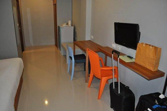Aonang Miti Resort: Habitaciones muy amplias