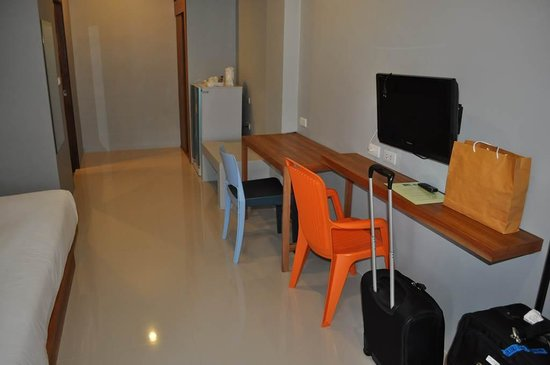 Ao Nang Miti Resort: Habitaciones muy amplias