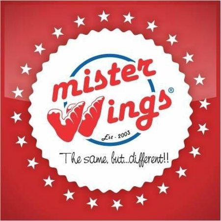 Mister Wings Logo