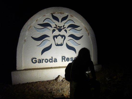 Garoda Resort: esterno