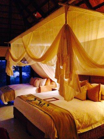Lion Sands River Lodge: Royal Presentation - WOW