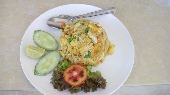 Ao Nang Boat Noodle: Platos económicos
