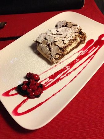 Bozena's Bar & Restaurant : Jans pudding, told you it was good didnt I