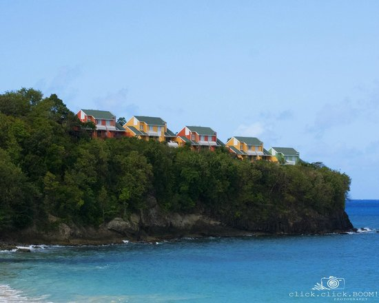 Sandals Regency La Toc Golf Resort and Spa: Suites on the hill