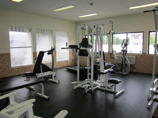 Yarmouth Resort : Gym
