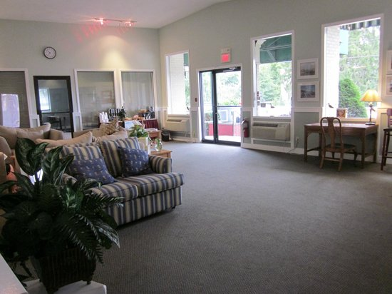 Yarmouth Resort: Lobby