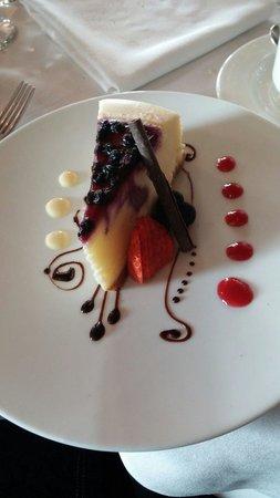 La Traite : Cleese cake
