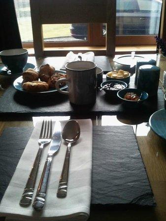 Binnilidh Mhor : Breakfast