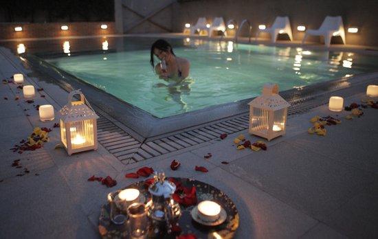 Cocoon Urban Spa: Pool