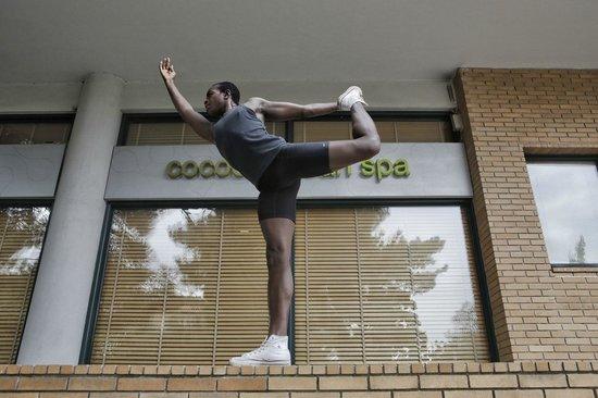 Cocoon Urban Spa: Yoga Instructor, Benji Adeyemo