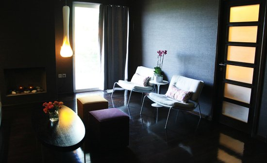 Cocoon Urban Spa: Lounge