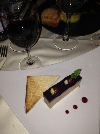 l'autobus imperial : paté de foie gras