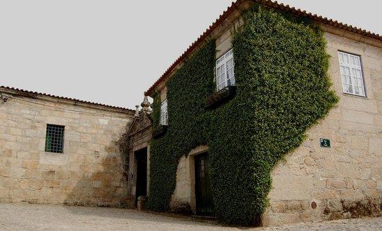 Quinta da Cumieira: Fachada exterior da casa
