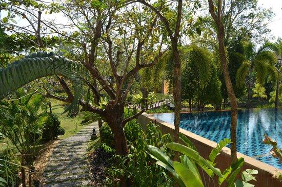 Crown Lanta Resort & Spa : exterieurs