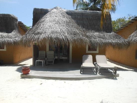Kuredu Island Resort & Spa : our villa