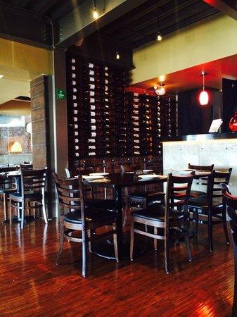 Restaurante Hornero : Interior