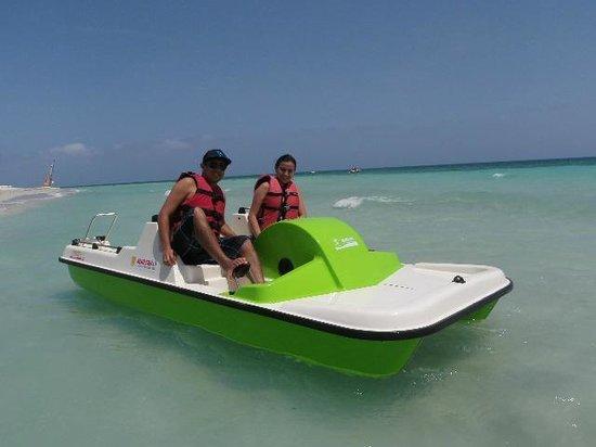 Paradisus Princesa del Mar Resort & Spa: playa del hotel