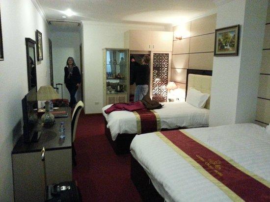 Golden Cyclo Hotel: Znakomity na krótki pobyt