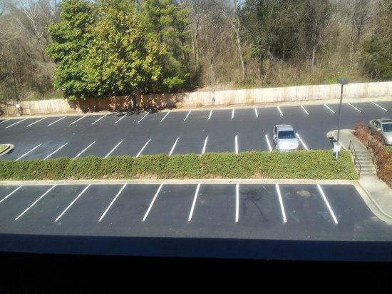 Courtyard by Marriott Nashville Airport: RM 431 Voew
