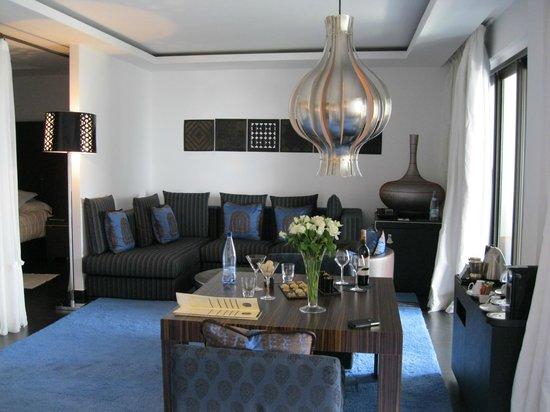 Sofitel Agadir Thalassa Sea & Spa: luxury suite