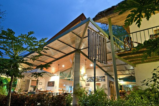 Hotel Sol Samara: Lobby / Restaurante