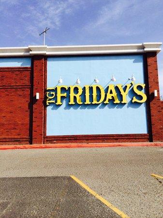 TGI Fridays: Anagrama