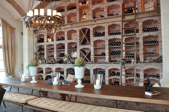 Weinkeller Wedelhütte