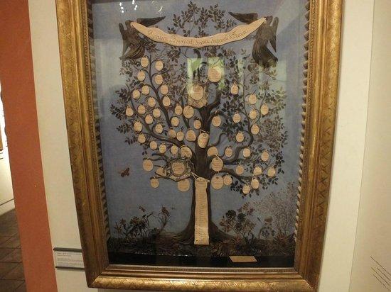 Maison Bonaparte: albero genealogico