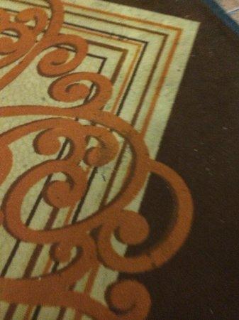 International Palms Resort & Conference Center: Carpet!