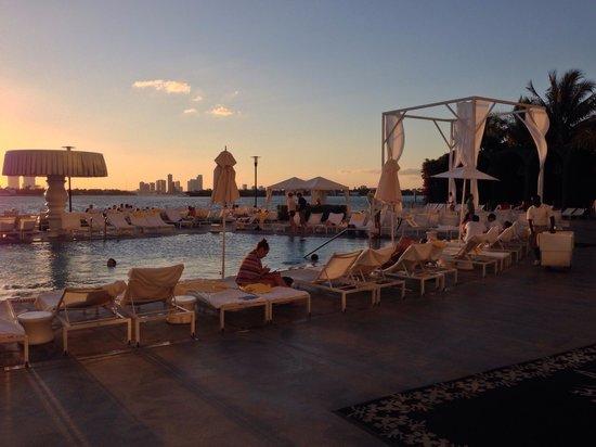 Mondrian South Beach Hotel : Pool