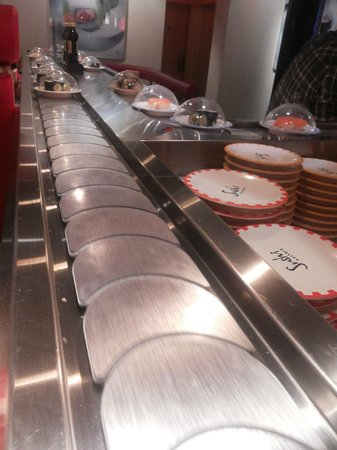 Sushi Factory: supply chain...