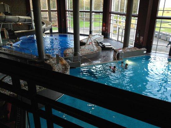 Cameron House on Loch Lomond: Pool Area