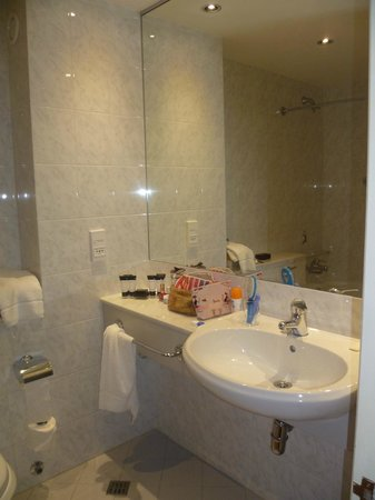 Grand Canal Hotel : Lavabo