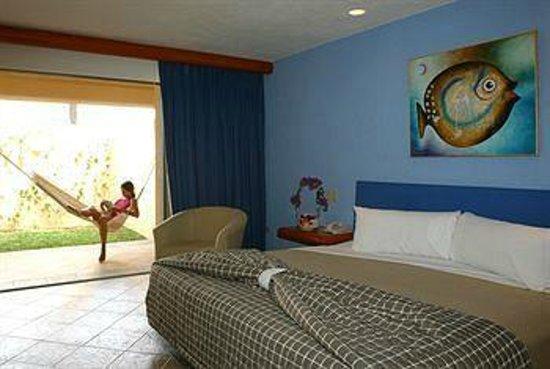 Los Patios Hotel: Habitación Con Cama King Con Patio