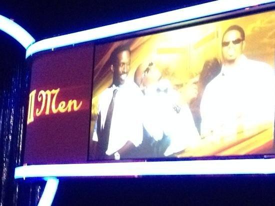 Boyz II Men : before the show
