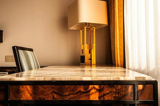 Fair Hotel Erbschenk: Schreibtisch