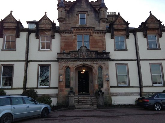 Cameron House on Loch Lomond : Exterior